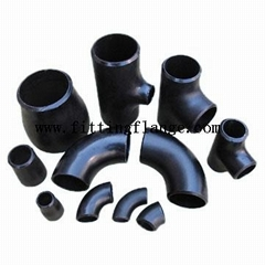 Butt Weld ANSI Asme Bw Seamless Carbon Steel Pipe Fitting
