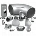 Stainless Steel Butt Welded ANSI Asme