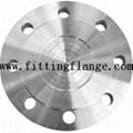 Forged ANSI Asme GOST Carbon Steel Blind Flanges 1