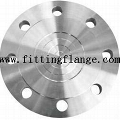 Forged ANSI Asme GOST Carbon Steel Blind Flanges