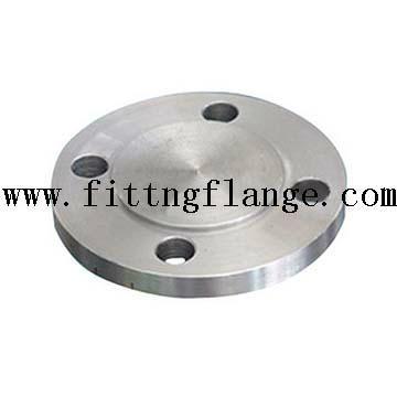 Forged ANSI Asme GOST Carbon Steel Blind Flanges 2