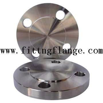 Forged ANSI Asme GOST Carbon Steel Blind Flanges 3