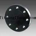 BL flange astm a182 f22 carbon steel