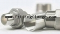 Seamless Steel Pipe Fitting Elbow Tee