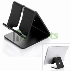 Premium Universal Aluminum Metal Mate Mobile Phone Tablet Desk Holder Stand