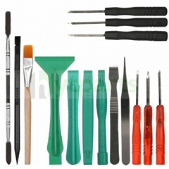 Professional 20 In 1 Cellphone Repair Screwdrivers Prying Tool Set for iPhone PC