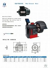Motors for Wheel Balancer
