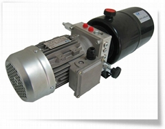 Power Units for Hydraulic Equipments