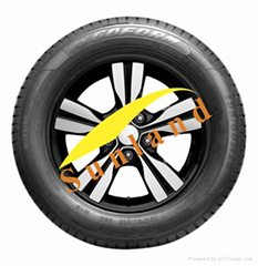 car tires PCR tires