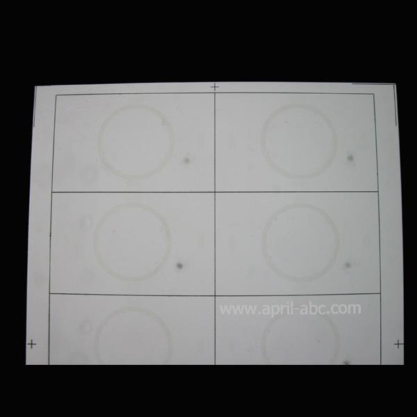 A4 2*5 Mifare Inlay ID Card Material Em4100/ Tk4100 2