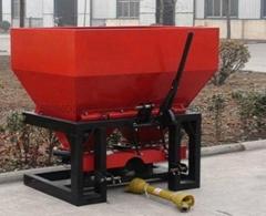 拖拉機施肥撒播機