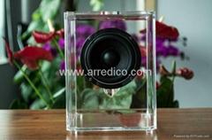 Transparency Computer Speaker Diamond 2.0 Active Desktop Speakers