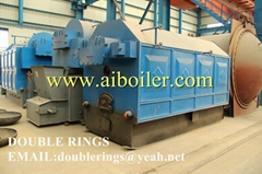 Biomass Fired Steam Boiler