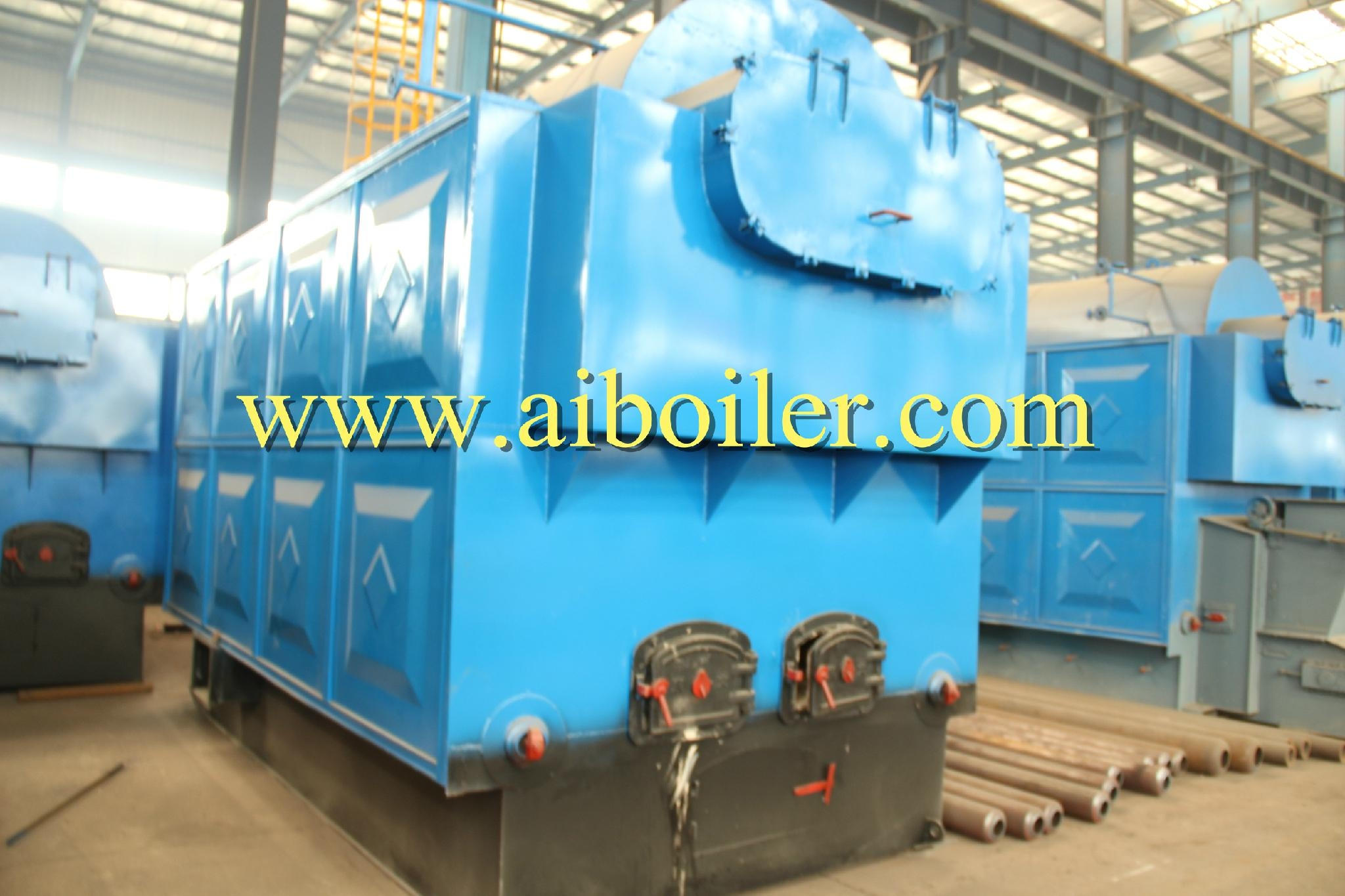 Industrial Steam With Coal (biomass,Gas,Diesel) Boiler Manufacturer -