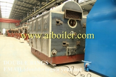 Industrial Steam Hot Water Boiler