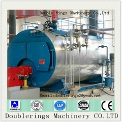 Natural Gas And Oil Fired Boiler