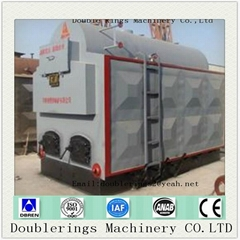 Cast Iron Szl Series Coal Fired Steam Boiler Price