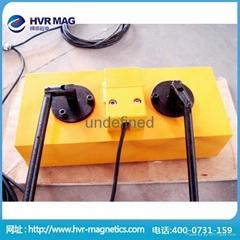 悍威供吊運厚度小於3mm鋼板的電永磁起重器