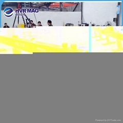 湖南厂家供应侧吊型钢板起重电永磁铁