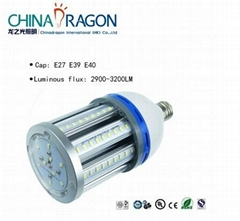 360 Degree 27W E40 /E27 LED corn light