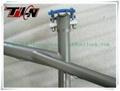 Titanium BMX bike frames with all time warranty  4