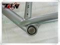 Titanium BMX bike frames with all time warranty  2