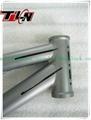 Titanium BMX bike frames with all time warranty  3
