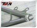 Titanium BMX bike frames with all time warranty  5