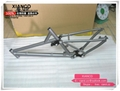 full suspention titanium mountain bike frames with all time warranty 5
