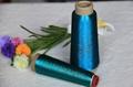 600D Pure Gold & Pure Silver Metallic Yarn 5