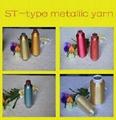 MS Type Metallic Yarn Manufacturer from