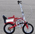 Various colors 12inches Folding bicycle folding bike 2