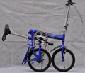 Folding bicycle folding bike with 14 inches wheels 1