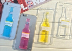Creative Cocktail Case for Phone