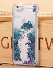 Glitter Stars Phone Case