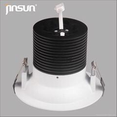 Latest design eleganat recessed ceiling light ,led lamp cob led bulbe