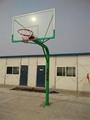 山東籃球架生產廠家固定籃球架