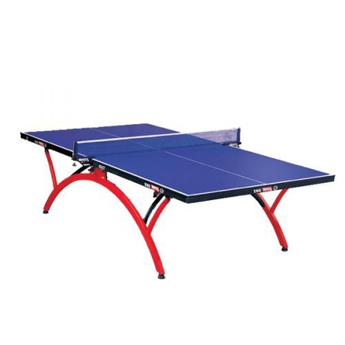 濟南単折式乒乓球台的日常維護 1