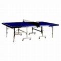 出廠價出售各種材料乒乓球台