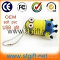 New PVC Model 4-32GB USB 2.0 Enough