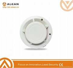2015 New Designed Wireless Smoke Detector 9V DC and Low Power with More than 85d