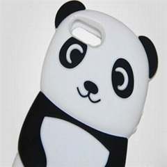 新款iPhone5手機殼情侶小熊貓手機殼