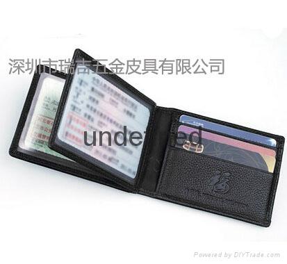 真皮驾驶证包、汽车饰品、礼品 1