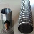 Stainless steel coal wedge sieve 6