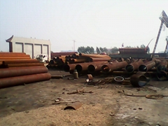 ERW straight seam steel pipe