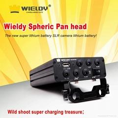 Wieldy Super camera or p