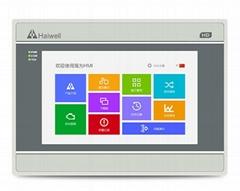 高速高清7寸HMI工业物联网人机界面远程监控