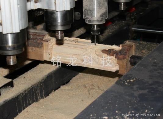 銘龍TS-3020圓柱佛像雕刻機 1
