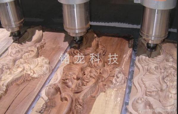 銘龍TS-3020圓柱佛像雕刻機 3
