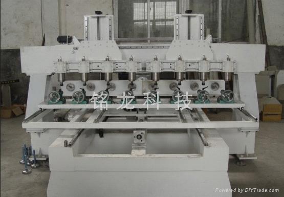 銘龍TS-3020圓柱佛像雕刻機 4